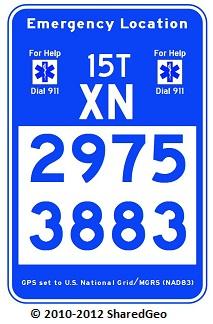 National Grid Sign